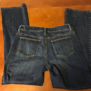 Chico's bootcut jean size 1 like new
